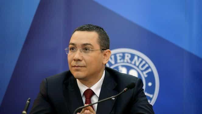"""Victor Ponta nu vrea ca pensiile speciale să fie eliminate: """"PNL și PSD au vrut doar imagine publică"""""""