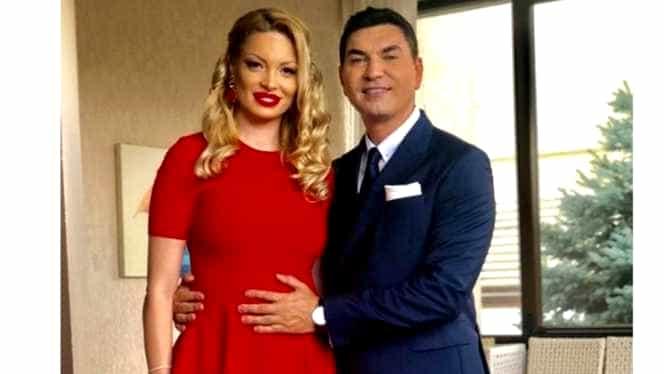 Valentina Pelinel, declarație de dragoste pentru Cristi Borcea, înainte de aflarea sentinței