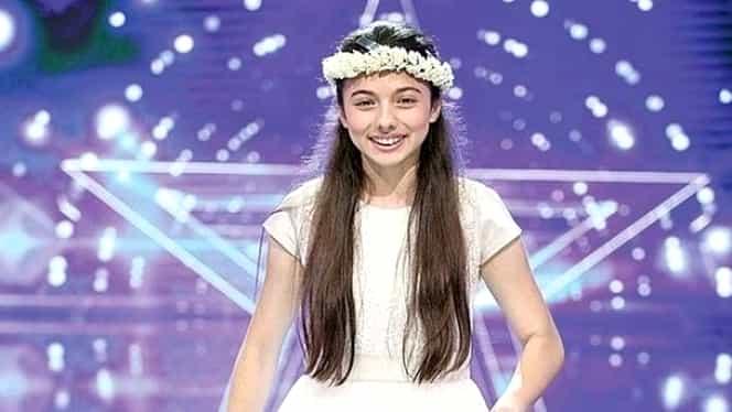 """Laura Bretan, învinsă de o fetiţă de 12 ani în finala """"America's Got Talent"""""""