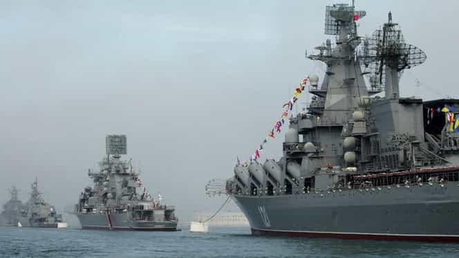 Rusia şi China fac primele exerciţii militare comune în Marea Mediterană