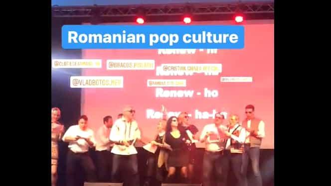 Dacian Cioloș și europarlamentarii USR-Plus au uitat de problemele din partid la petrecerea de Crăciun a Renew Europe. Video