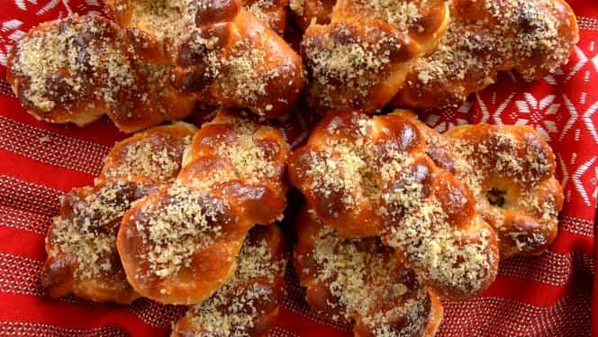 Cele mai gustoase rețete de mucenici, recomandate de Chef Cătălin Scărlătescu și Horia Vârlan! Sunt foarte simple