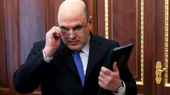 Cine este Mihail Mișustin, noul premier al Rusiei! Vladimir l-a desemnat pe fostul șef al Fiscului după demisiile în bloc