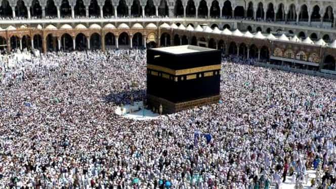 Pelerinajul de la Mecca, în pericol din cauza coronavirusului. Arabia Saudită interzice accesul pelerinilor străini