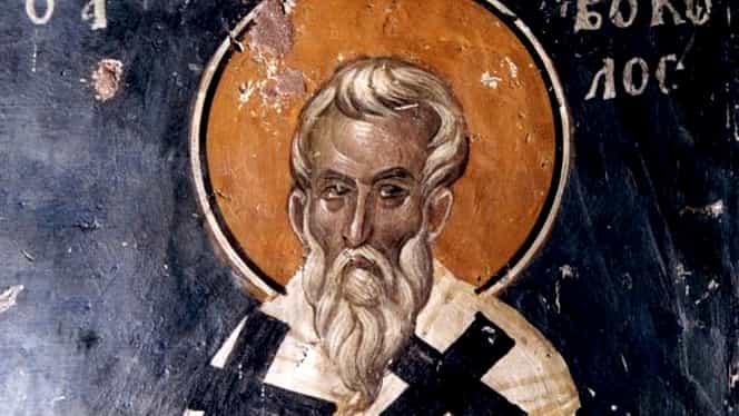 Calendar ortodox 6 februarie: Părintele Vucol, episcopul Smirnei