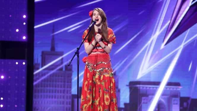"""""""Sunt Isabela Stănescu și sunt țigancă!"""" Moment unic la Românii au Talent! Cum a reacționat Florin Călinescu"""