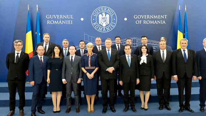 Miniștrii guvernului Orban 2 se prezintă în fața Parlamentului. Un singur ministru din patru a fost avizat favorabil