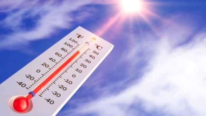 Prognoza meteo miercuri 19 septembrie. Temperaturi mult mai ridicate decât ne-am fi așteptat