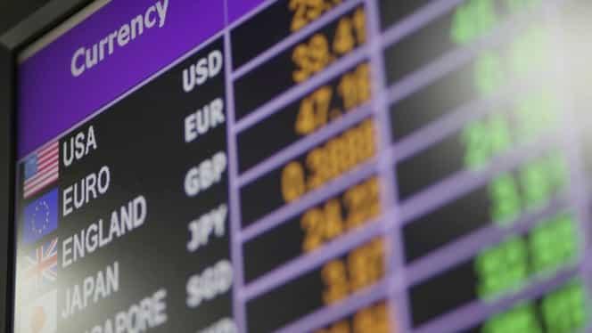 Curs valutar BNR 7 februarie 2020. Ce se întâmplă astăzi cu euro și lira sterlină UPDATE