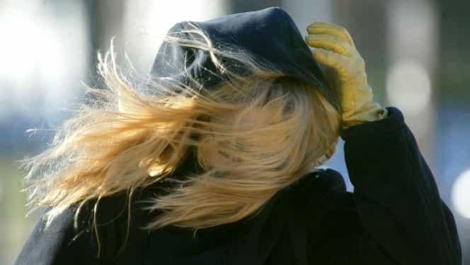 Cod galben de vânt puternic în mai multe județe din țară! Care sunt zonele afectate de avertizarea ANM