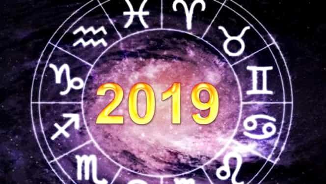 Horoscop 2019! Cele mai norocoase zodii ale noului an!