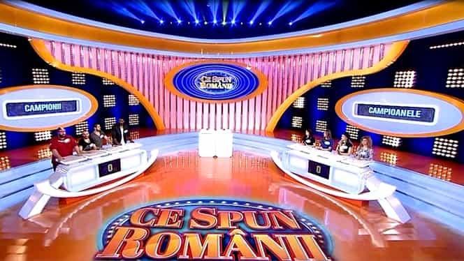 """Emisiunea """"Ce spun românii"""" a ajuns la 1000 de ediții. Cabral: """"Am ajuns la atâtea fără certuri, scandaluri, ori cuvinte urâte"""""""