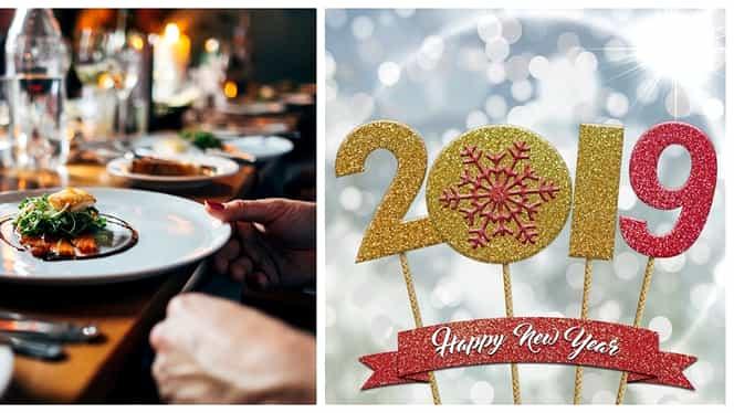 Ce mâncăm în noaptea de Revelion pentru a avea noroc tot anul 2019
