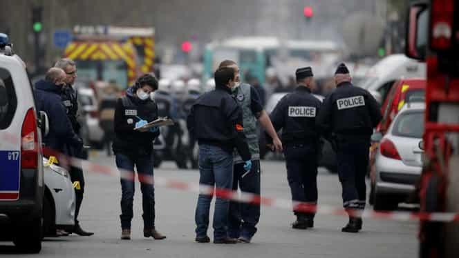 Alertă cu bombă la Paris! Champs Elysees, închis de urgență!