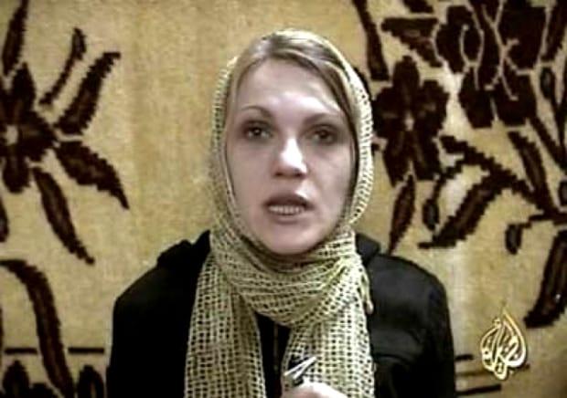 Cum mai arată Maria Jeanna Ion, jurnalista răpită în Irak?
