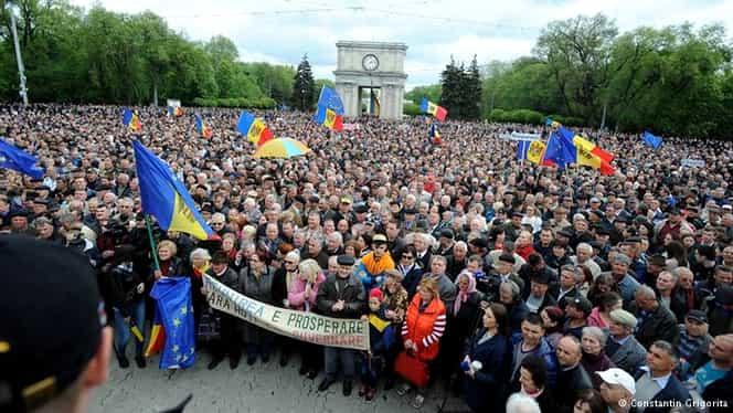 Mîine, PROTEST de AMPLOARE la Chişinău faţă de clasa politică