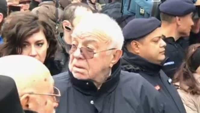 Alexandru Arşinel a ajuns de urgenţă la spital!