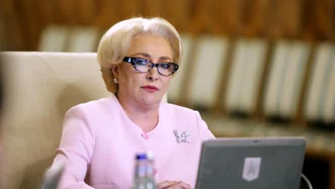 Viorica Dăncilă, reacție la mesajul controversat al Jandarmeriei