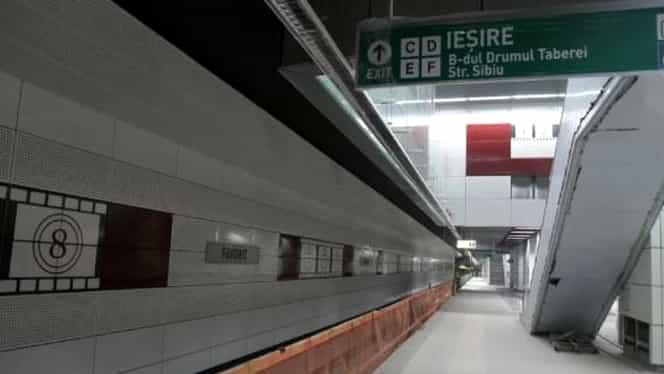 """Metroul în Drumul Taberei, eternă iluzie! Lucian Bode, ministrul propus pentru Transporturi: """"Tronsonul nu va putea fi recepţionat în acest an"""""""