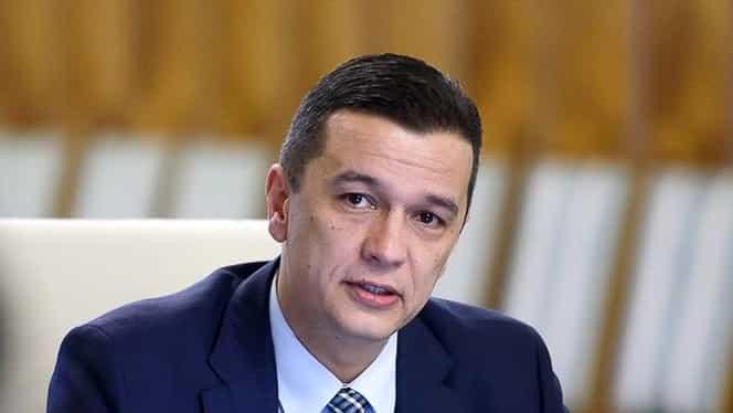 Sorin Grindeanu, invitat să se întoarcă în PSD! Fostul premier este în prezent președintele ANCOM