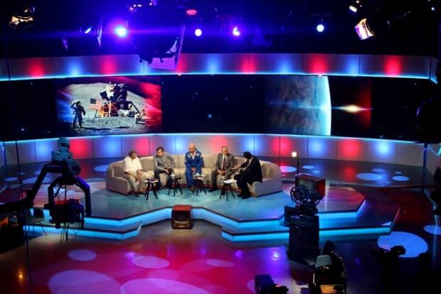 """Ediţie specială la TVR 1! """"Un salt uriaş pentru omenire – Aselenizarea"""""""