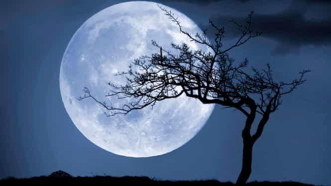 Lună Plină în Pești pe 14 septembrie. Efectele fenomenului asupra zodiilor