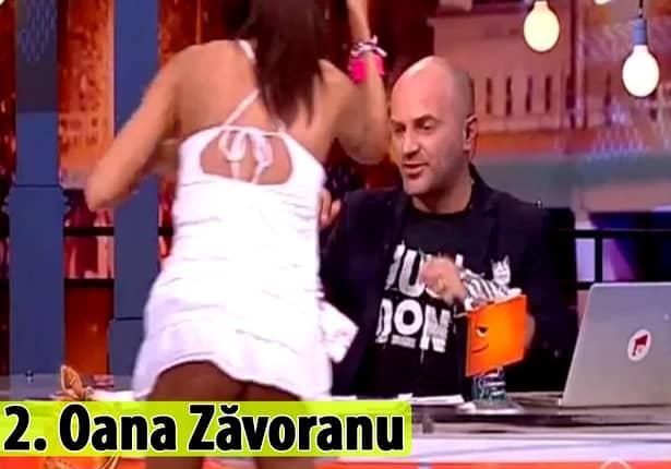 """TOP 20 – Vedete prinse cu """"ruşinea"""" la vedere în direct la TV. Cele mai tari gafe din istoria televiziunii din România"""