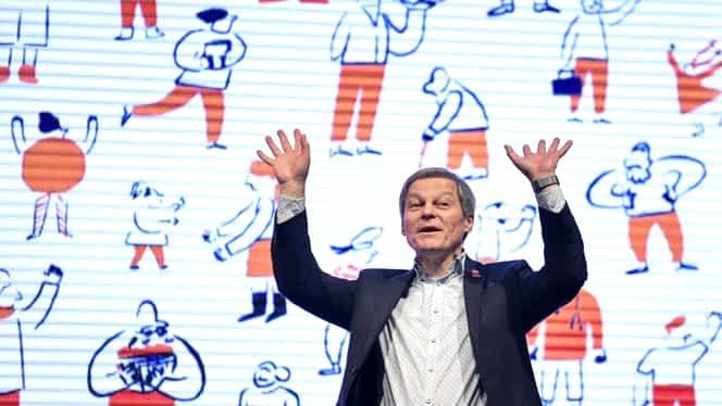 """Dacian Cioloș susține alegerile anticipate: """"Sunt singura alternativă la impasul politic în care ne aflăm"""""""