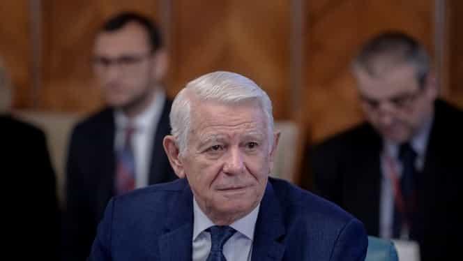Sorin- Adrian Pîrvulescu, fiul vitreg al lui Teodor Meleșcanu, retras din funcția de consul general. Decizia a fost luată de Guvernul Orban