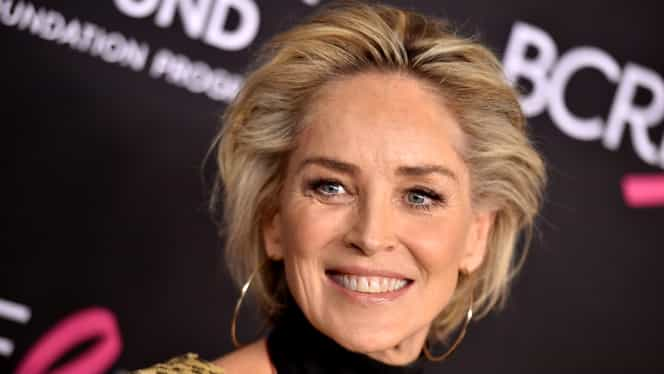 Actrița Sharon Stone a pozat goală la 61 de ani! Imaginile care au pus pe jar bărbații