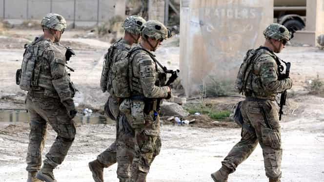 11 soldați americani au avut nevoie de îngrijiri medicale după bombardamentele iraniene asupra bazelor militare din Irak