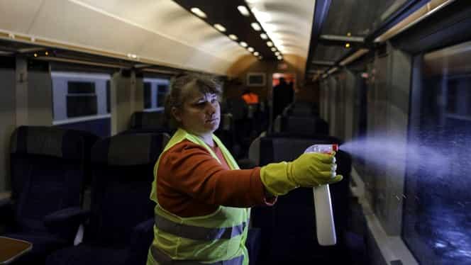 CFR Călători suspendă mai multe trenuri! Legătura cu Bulgaria, Ungaria și Republica Moldova, afectată
