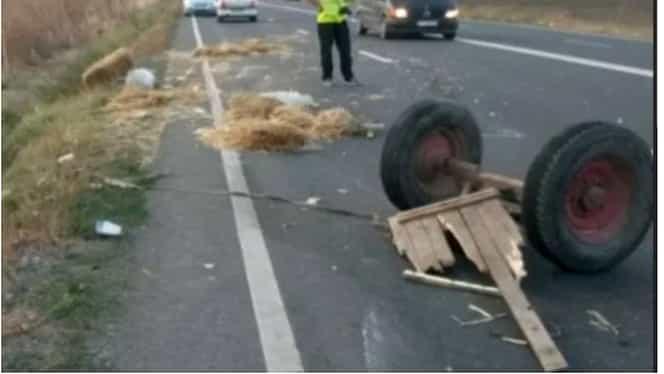 Grav accident rutier în apropiere de Bârlad! Patru persoane au murit, în vreme ce a cincea se află în stare gravă la spital
