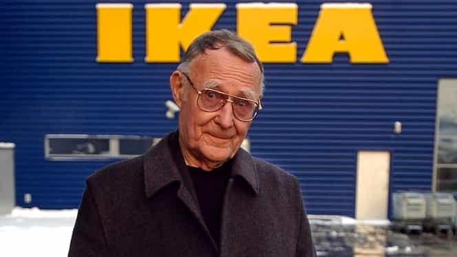 Averea fondatorului IKEA nu ajunge direct la familie! Cum se împart banii