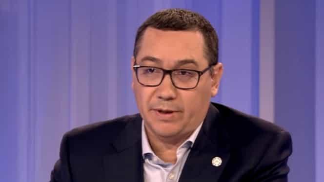 """Victor Ponta jubilează după căderea Guvernului: """"S-au bătut singuri"""". Liderul Pro România propune PSD-ului 3 variante de premier"""