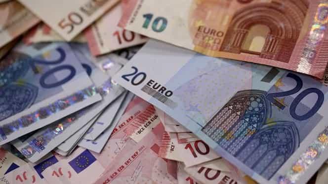 Curs valutar BNR  azi, 28 noiembrie 2018:  euro este în scădere