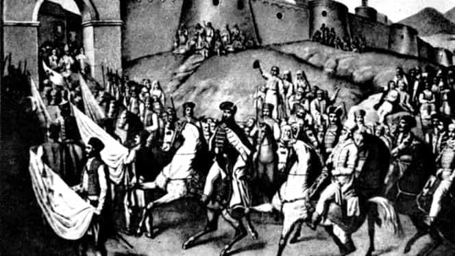 11 octombrie, semnificaţii istorice! Mihai Viteazu intră în Bucureşti şi urcă pe tronul Ţării Româneşti