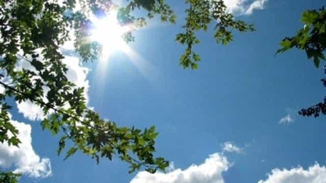 Prognoza meteo 5 mai. Vremea va fi una de vară!