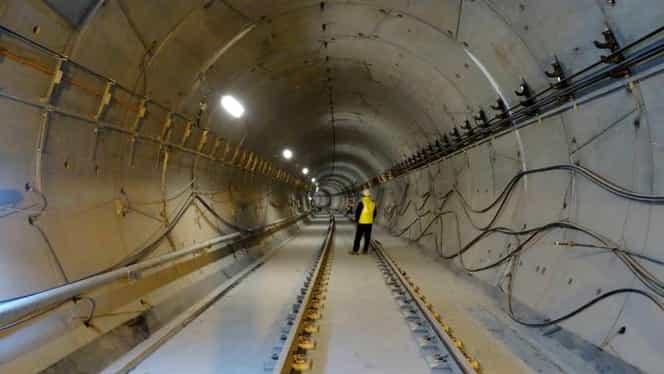 Construirea metroului spre Otopeni a mai făcut un pas!