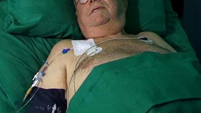 Alexandru Arșinel, la terapie intensiva! Ce a pățit marele actor