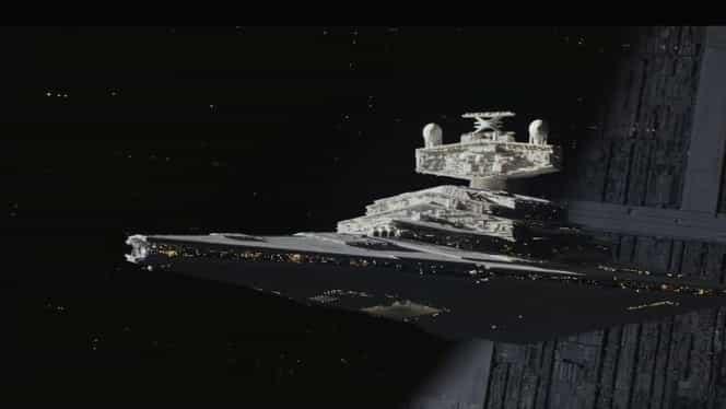 Primul trailer al noului film din Star Wars, peste 14.000.000 de vizualizări în doar cîteva ore