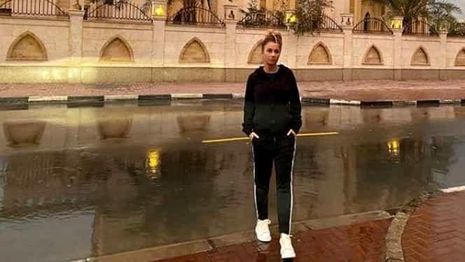 """Anamaria Prodan a prins o ploaie torențială la Dubai: """"E semn de la Dumnezeu, așa tare l-am supărat"""""""