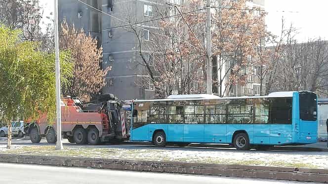 Noile autobuze STB au ieşit pe traseu! Primul Otokar s-a stricat la doar câteva ore