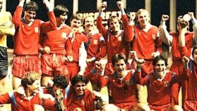 24 februarie, semnificaţii istorice! Steaua Bucureşti a câştigat Supercupa Europei!