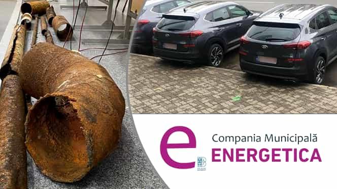 Firea anunță că va vinde SUV-urile noi cumpărate de Compania Energetica! Suma pe care o va pierde primăria municipiului București
