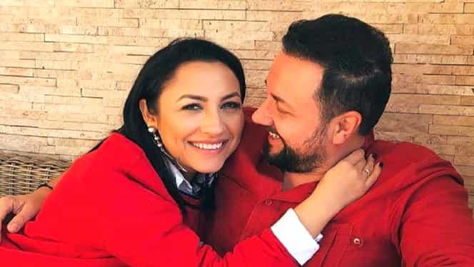 Andra, dezvăluiri despre cum a început relația ei cu Cătălin Măruță. Au o căsnicie de mai bine de 10 ani