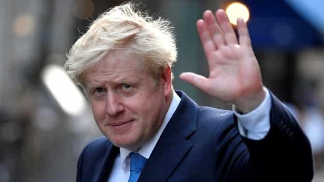 Boris Johnson, show la primul discurs ca premier! Ce anunț a făcut omul care a înlocuit-o pe Theresa May