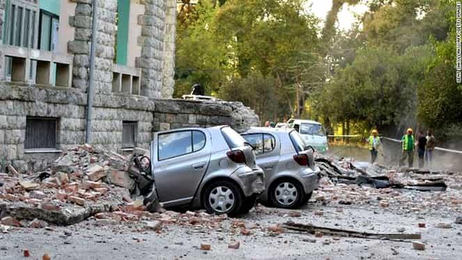Un nou cutremur în Balcani! A avut loc în Bosnia, la 10 kilometri de suprafață