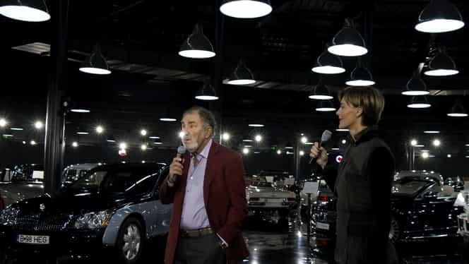 Ion Ţiriac şi-a prezentat bijuteria auto de 630 de mii de euro!