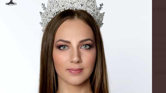 Dorina Chihaia, tânara care va reprezenta România la Miss Universe 2019! Foto